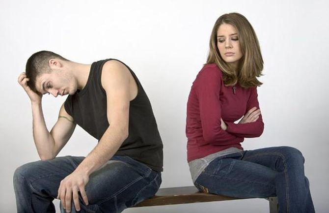 ошибки парней в отношениях