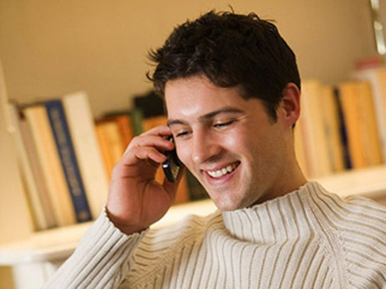как позвонить парню после знакомства