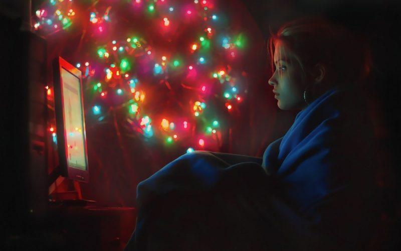Как и где встречать новый год если вы одиноки