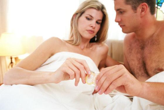 сексом во время месячных