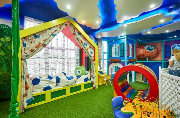 Детский ресторан в Домодедово