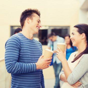 начать отношения с девушкой