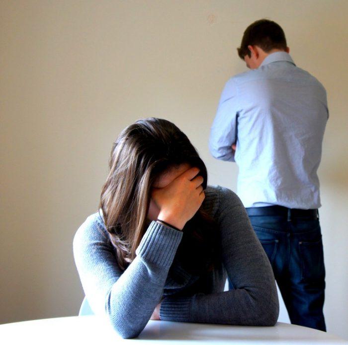 как простить жену