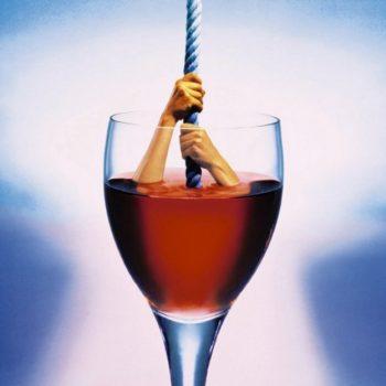 Как не решать проблему с помощью алкоголя