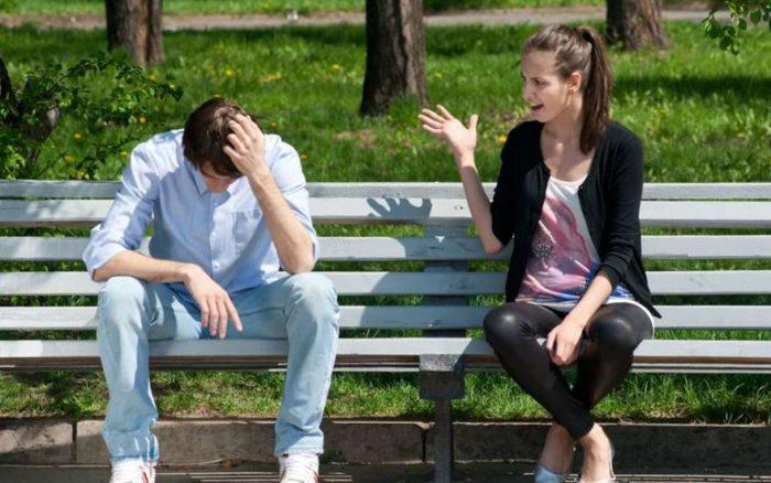 Как выстоять в ссоре с девушкой