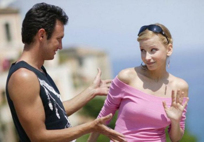 почему девушки отказывают парням в знакомстве
