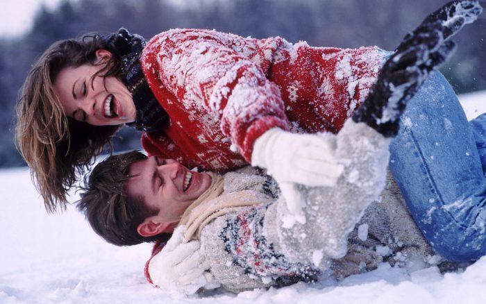 Первое романтическое зимнее свидание: 5 идей