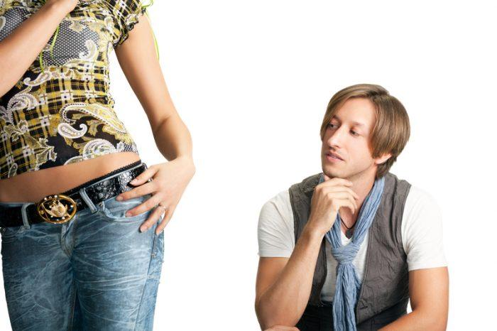 мужчину привлекают только молодые девушки