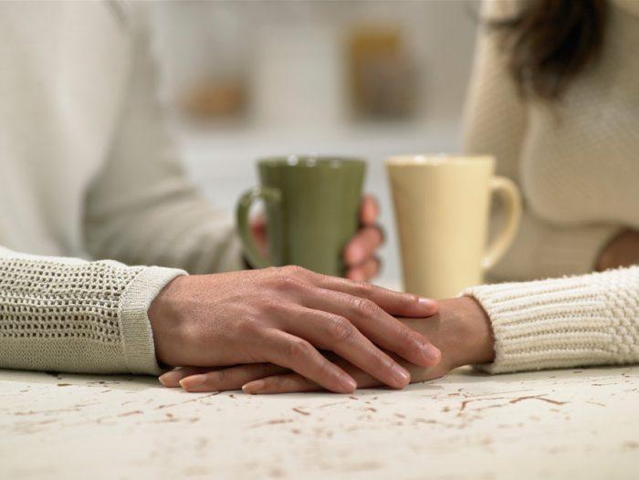 над отношениями нужно трудиться
