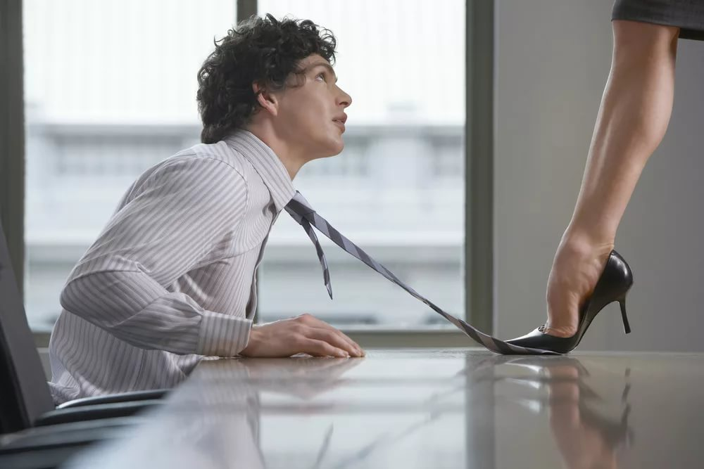 женщины мужчин контролируют