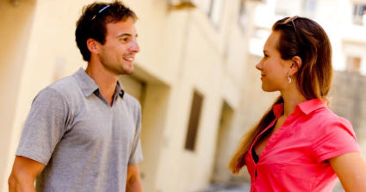 Нестандартный способ знакомства с мужчиной
