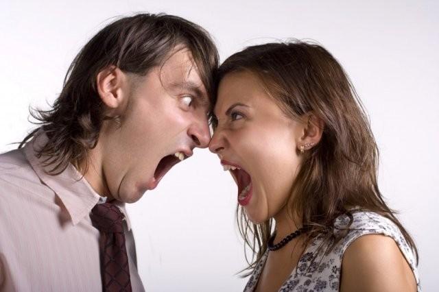 Выживание в ссоре с женщиной