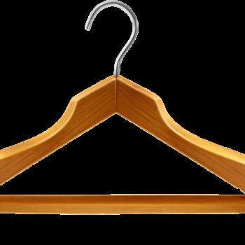 Лайфхаки: использование вешалок для одежды