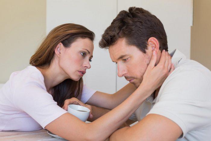 кризис в отношениях