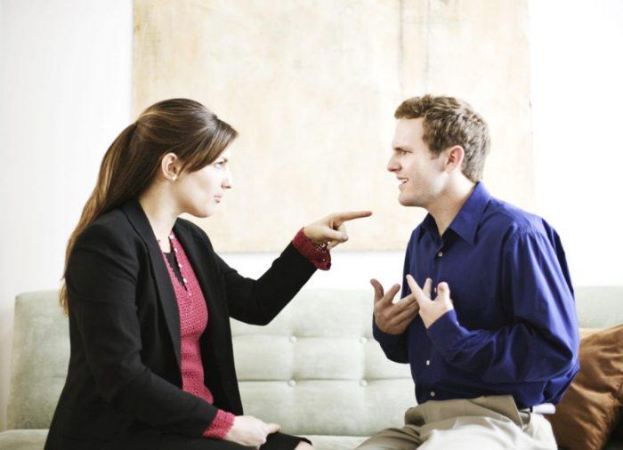 Притирка в отношениях