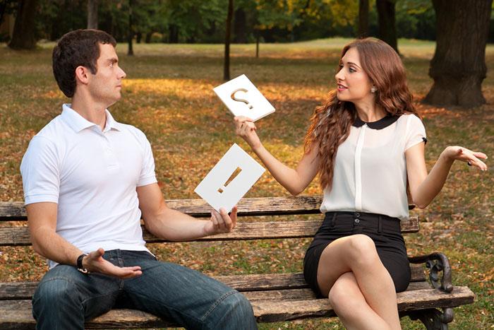 Психология общения с девушкой